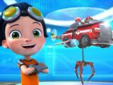 Rusty's One-of-a-Kind PAW Patrol Vehicle