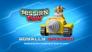 Mission PAW Royally Spooked! (HQ)