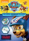 PAW Patrol Den snöiga snowboardtävlingen & andra äventyr DVD
