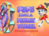 Pups Save a Ferris Wheel