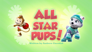 All Star Pups! (HQ)