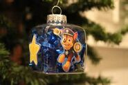 Chase ornament