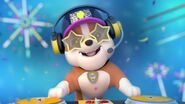 Dj rubble in new years eve