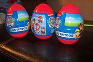 Tatoo egg