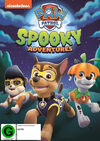 PAW Patrol Spooky Adventures DVD New Zealand