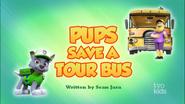 Pups Save a Tour Bus (temp)