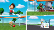 PAW Patrol Pups Save a Flying Kitty 17