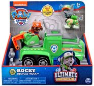 Rocky vehicle ULTIMATE RESCUE