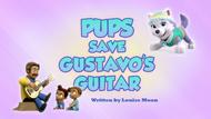 Pups Save Gustavo's Guitar (HQ)