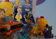 PAW Patrol Cap'n Turbot Captain Toy with Diving Bell and Rocky 2