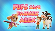 Pups Save Farmer Alex (HQ)
