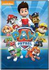 PAW Patrol DVD Poland