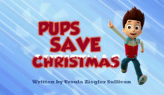Pups Save Christmas