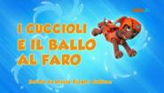 PAW Patrol I cuccioli e il ballo al faro