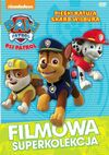 Psi patrol Pieski ratują skarb Wilbura DVD