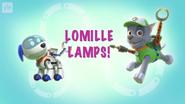 Ryhmä Hau Lomille lamps!