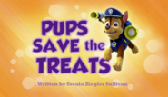 Pups Save the Treats