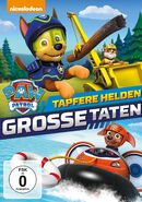 PAW Patrol Brave Heroes, Big Rescues DVD Germany