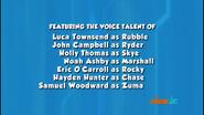 PAW Patrol British English Cast Credits 01