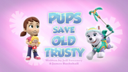 Pups Save Old Trusty (HQ)