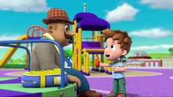 PAW Patrol Lost Tooth Scene 4