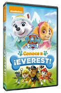 PAW Patrol Meet Everest! DVD Spain