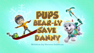 Pups Bear-ly Save Danny (HQ)