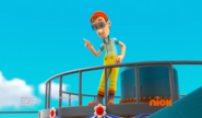 PAW Patrol Cap'n Turbot Captain Pups Save a Tightrope Walker
