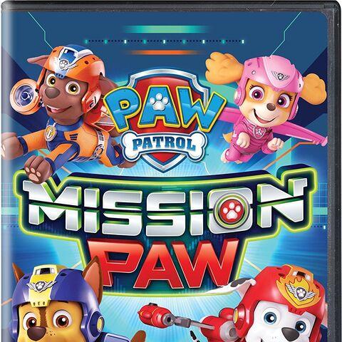 <i>Mission PAW</i>