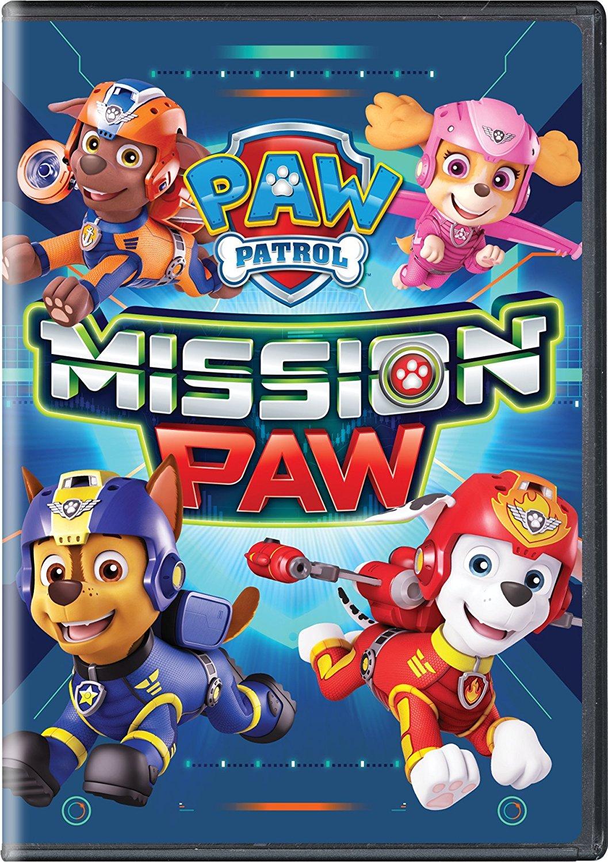 Mission Paw Canadian Dvd Paw Patrol Wiki Fandom