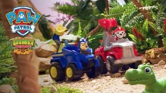 PAW Patrol Dino Rescue Deluxe Vehicles PAW Patrol Official & Friends