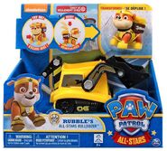 Rubble's All-Stars Bulldozer (Target Exclusive)