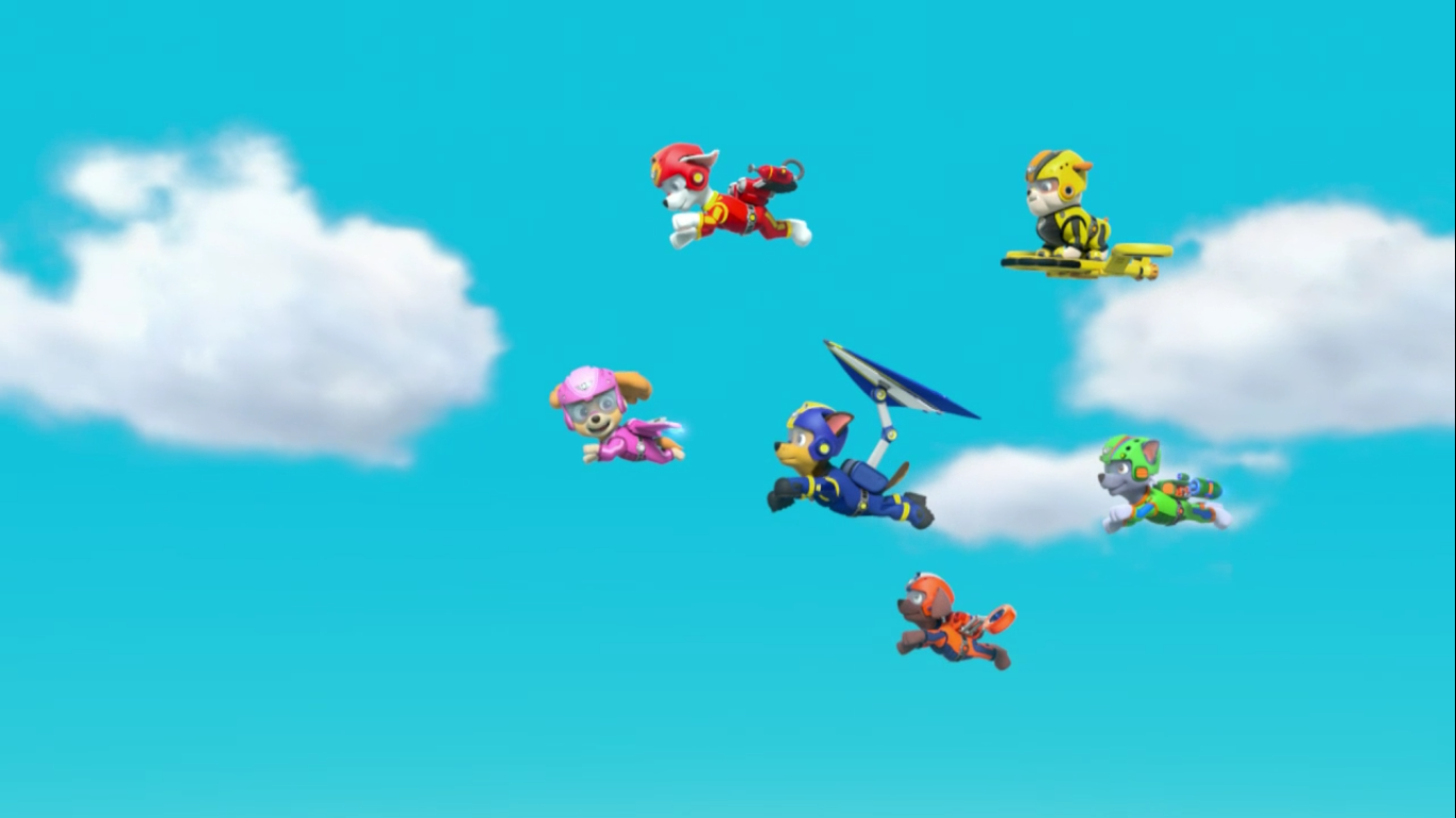 Chase Gallery Air Pups Paw Patrol Wiki Fandom Powered