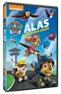PAW Patrol All Wings on Deck DVD Spain