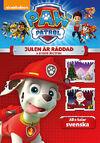 PAW Patrol Julen är räddad & andra äventyr DVD