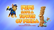 Pups Save a Tower of Pizza (HQ)