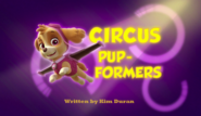Circus Pup-Formers