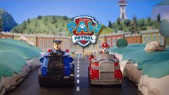PAW Patrol Ride N' Rescue Vehicles - UK