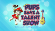 Pups Save a Talent Show HD