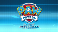 PAW Patrol French Title