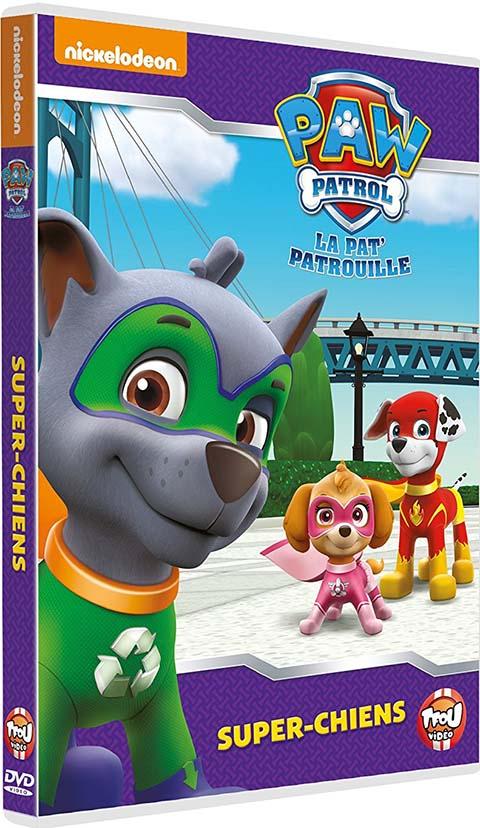 PAW Patrol La Pat' Patrouille Super-chiens DVD.jpg