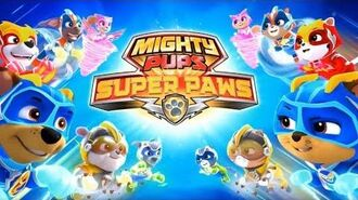 "Paw Patrol ""Mighty Pups, Super Paws When Super Kitties Attack"" promo 2 - Nickelodeon"