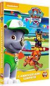 PAW Patrol La Pat' Patrouille L'anniversaire surprise DVD