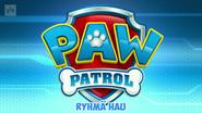 PAW Patrol Finnish 02 Title