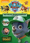 PAW Patrol Den roliga överraskningen & andra äventyr DVD