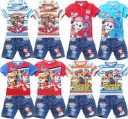 Paw-patrol-summer-style-children-clothing-set-short-t-shirt-shorts-child-cartoon-clothes-kids-sport