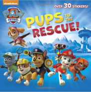 Pups to the rescue book 8