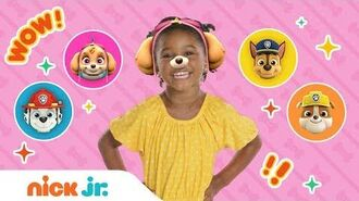 Play Junior Dress Up & Join the PAW Patrol Team! Nick Jr.