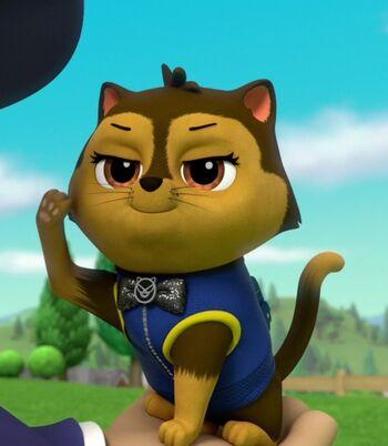 Cat Chase Paw Patrol Wiki Fandom Powered By Wikia