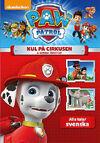 PAW Patrol Kul på cirkusen & andra äventyr DVD